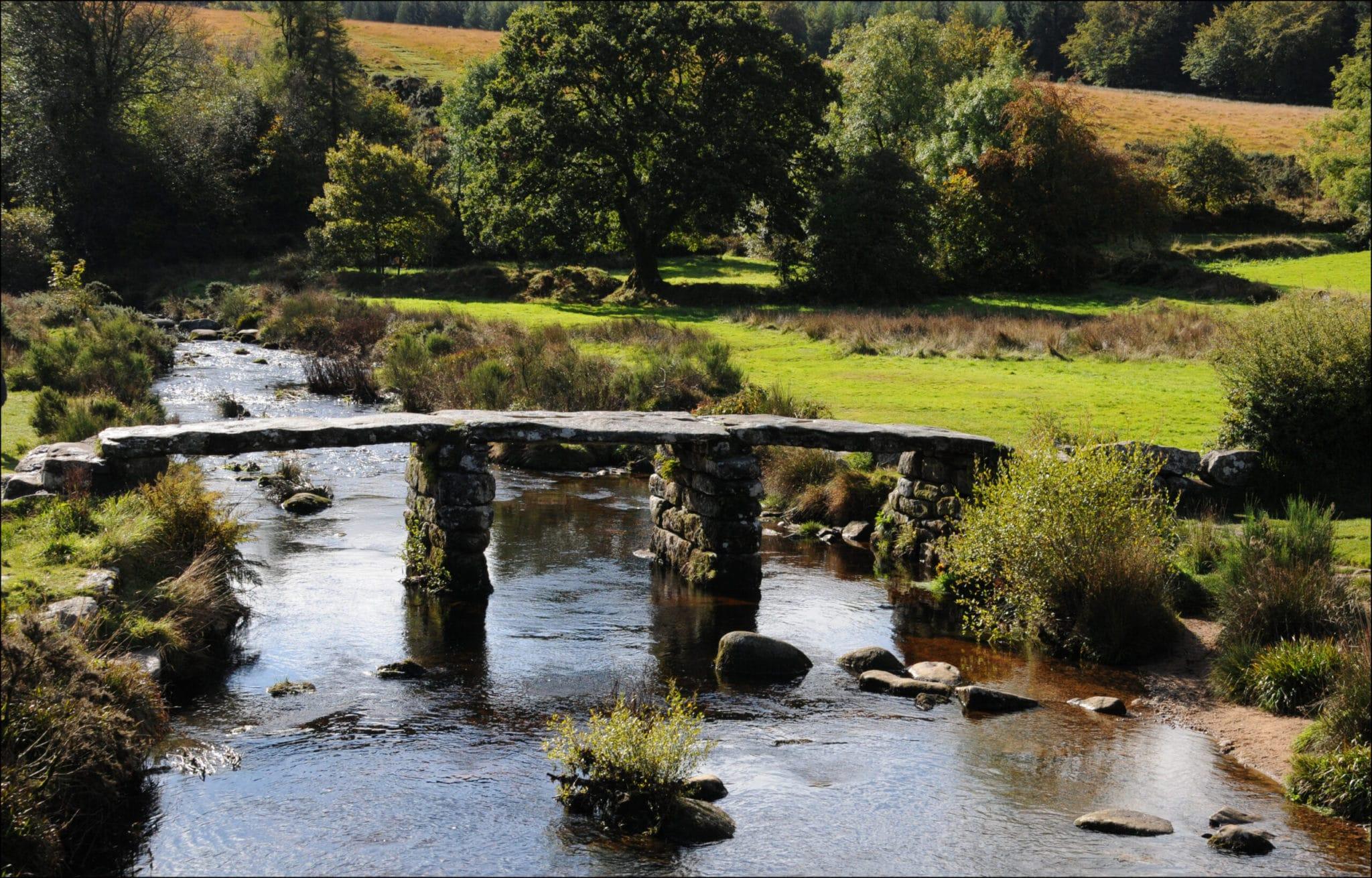 Postbridge on Dartmoor